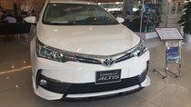 Toyota Corolla Altis 1.8G CVT 2019, giá cực tốt, giao xe ngay, hỗ trợ trả góp 85%