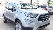 Bán xe Ford EcoSport 1,5 titanium sản xuất 2019, màu bạc, giá chỉ 636 triệu