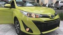 Toyota Yaris 1.5G CVT đời 2019, giá cực tốt, hỗ trợ trả góp 85%