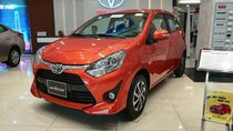 Bán Toyota Wigo 1.2AT SX 2019, nhập khẩu nguyên chiếc, xe giao ngay, hỗ trợ trả góp 85%