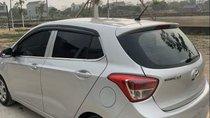 Bán ô tô Hyundai Grand i10 2014, màu bạc, nhập khẩu nguyên chiếc