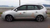 Bán ô tô Kia Carens đời 2010, màu bạc, nhập khẩu nguyên chiếc xe gia đình