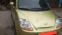 Bán ô tô Chevrolet Spark năm sản xuất 2009, thân vỏ đẹp không đâm đụng, không ngập nước