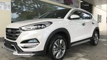 Bán Hyundai Tucson đời 2019, màu trắng, mới 100%