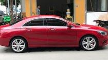 Bán xe Mercedes CLA 200 màu đỏ, sản xuất 2015, đăng ký tháng 10/2015