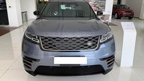 Cần bán xe LandRover Range Rover Velar R-Dynamic 2.0 2018, màu xanh lam, mới 100%