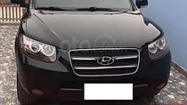Cần bán Hyundai Santa Fe năm 2009, màu đen, xe đẹp