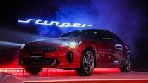 Kia Stinger GT hé lộ thông số tại Philippines