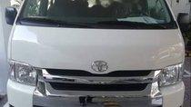 Bán ô tô Toyota Hiace đời 2018, màu trắng, 815tr