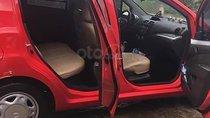 Cần bán lại xe cũ Chevrolet Spark Duo Van 1.2 MT đời 2017, màu đỏ, số sàn