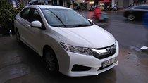Bán Honda City 2016, màu trắng, xe gia đình