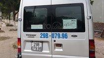 Cần bán Ford Transit sản xuất năm 2005, màu bạc, máy ngon