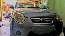 Bán Kia Morning đời 2009, màu xanh lam, giá chỉ 219 triệu