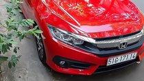 Bán Honda Civic 1.8 E năm 2017, màu đỏ, nhập khẩu, số tự động