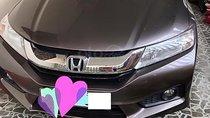 Bán xe Honda City màu ghi, số tự động, sx năm 2015