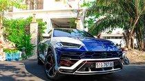 """Minh Nhựa thay """"bộ móng"""" mới cho siêu SUV Lamborghini Urus"""