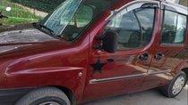 Cần bán lại xe cũ Fiat Doblo đời 2004, màu đỏ