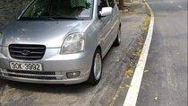 Bán Kia Morning 2008, màu bạc, xe nhập, số tự động