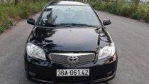 Cần bán xe cũ Toyota Vios sản xuất 2007, màu đen