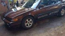 Bán gấp Honda Accord 1988, màu nâu, nhập khẩu