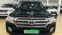 Bán Toyota Land Cruise 4.6 màu đen, sản xuất và đăng ký 2016, tên cty, có hóa đơn VAT, giá cực rẻ