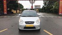 Bán ô tô Kia Morning SLX đời 2008, màu bạc, xe nhập, xe cực tuyển không taxi