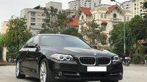Cần bán BMW 5 Series đời 2017, màu xám (ghi), nhập khẩu nguyên chiếc