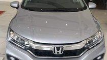 Cần bán xe Honda City 1.5CVT 2019, màu bạc