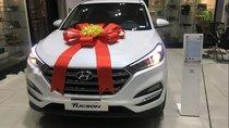 Cần bán xe Hyundai Tucson đời 2019, màu trắng, giá 760tr