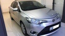 Cần bán xe Toyota Vios E năm sản xuất 2017, màu bạc