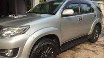 Cần bán xe Toyota Fortuner đời 2016, màu bạc xe gia đình