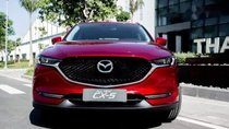 Bán Mazda CX 5 năm 2019, màu đỏ giá cạnh tranh