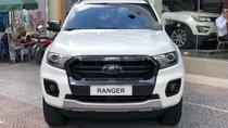 Bán Ford Ranger đời 2019, màu trắng, nhập khẩu nguyên chiếc