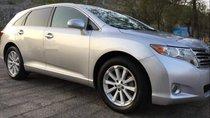 Cần bán lại xe Toyota Venza 2.7 sản xuất năm 2009, màu bạc, xe nhập đã đi 45.000km