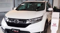 Bán Honda CR V sản xuất năm 2019, màu trắng, nhập khẩu nguyên chiếc