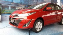 Bán ô tô Toyota Vios 2019, màu đỏ, giá tốt