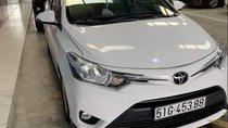 Cần bán gấp Toyota Vios sản xuất 2017, màu trắng, giá chỉ 500 triệu