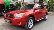 Cần bán Toyota RAV4 2.4 2008, màu đỏ, xe nhập, xe gia đình, không lỗi