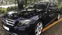 Bán Mercedes E250 đăng ký 10.2017, màu Xanh Đen, bảo hành dài đến 2021