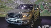 Bảng giá phụ kiện chi tiết của Ford Everest 2019 tại Việt Nam