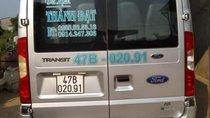 Bán Ford Transit đời 2014, màu bạc, nhập khẩu còn mới, 460tr