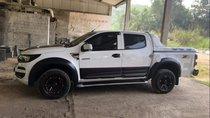 Bán Chevrolet Colorado 2.5 4x4 MT sản xuất 2017, màu trắng, nhập khẩu