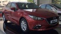 Cần bán Mazda 3 đời 2017, màu đỏ, máy êm