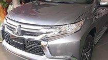 Bán xe Mitsubishi Pajero Sport đời 2018, màu xám, nhập khẩu