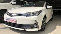 Bán ô tô Toyota Corolla altis đời 2018, màu trắng
