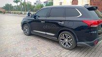 Cần bán Mitsubishi Outlander đời 2017, màu đen, nhập khẩu