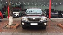 Bán Toyota Land Cruiser VX-V8 2014, màu đen, nhập khẩu nguyên chiếc