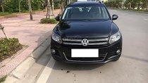 Bán Volkswagen Tiguan năm sản xuất 2013, màu đen, nhập khẩu nguyên chiếc