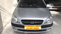 Cần bán Hyundai Getz 1.1MT đời 2010, màu bạc, nhập khẩu