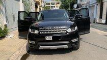Cần bán lại xe LandRover Range Rover Sport đời 2017, màu đen, xe nhập như mới